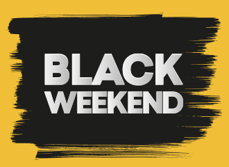 Black Weekend starts!